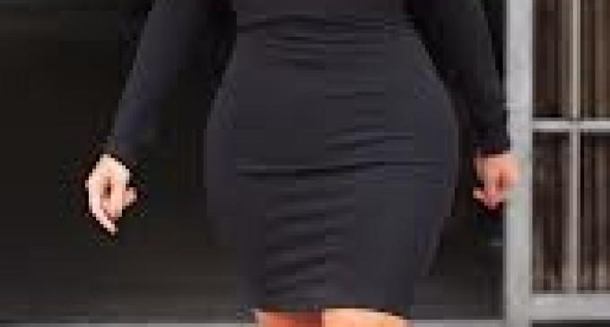 Kim Kardashian muestra su cuerpo después del parto