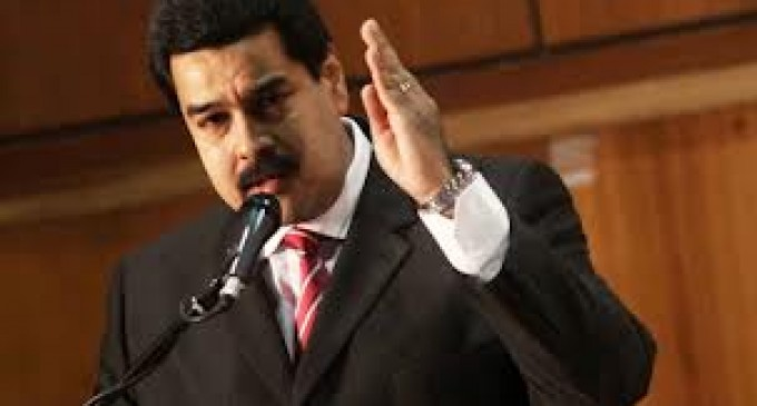 Maduro suspendió viaje a Bolivia