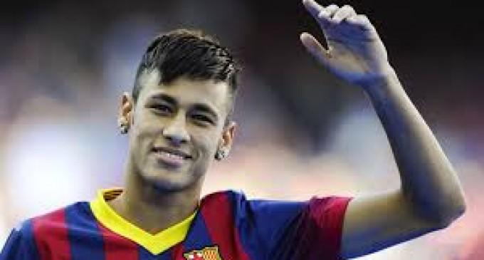 Galones para Neymar