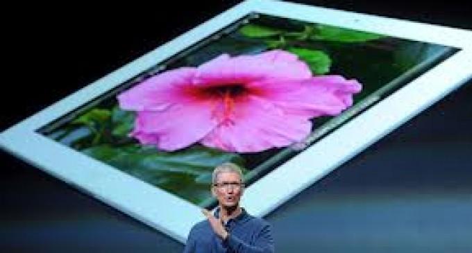 Apple presenta las nuevas versiones de sus tabletas iPad