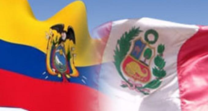 Se recuerdan 15 años de la firma de la paz entre Ecuador y Perú