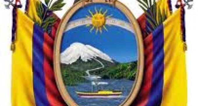 Día del escudo Nacional del Ecuador