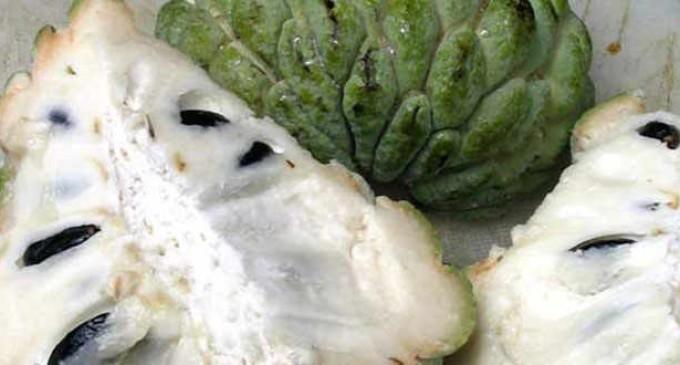 La guanábana ayuda a prevenir el cáncer y la diabetes