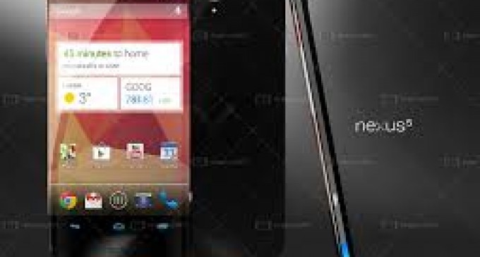 Nexus 5 aparece en google play