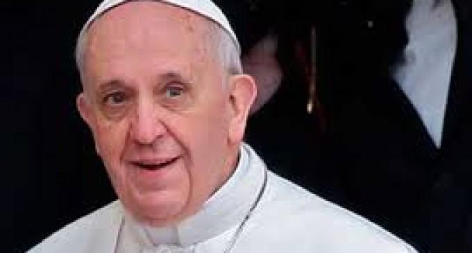 El Papa lamenta la indiferencia ante la esclavitud que lleva a tragedias como Lampedusa