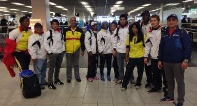 Diez judocas ecuatorianos serán parte del Mundial Juvenil