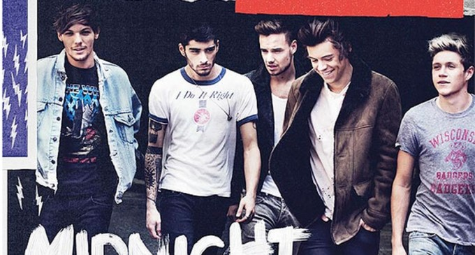 One Direction presenta  'Story Of My Life'