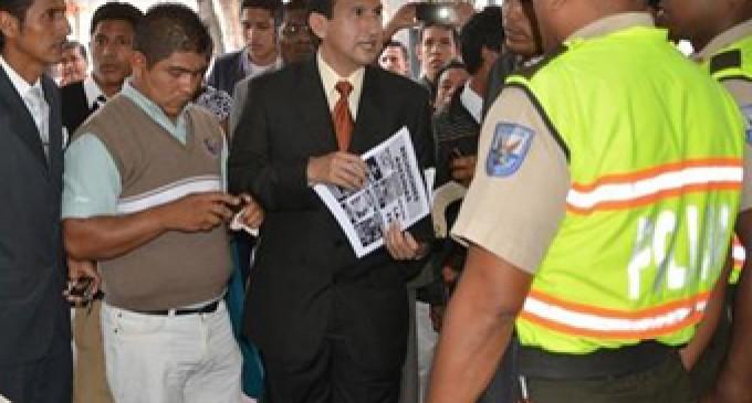 Un año de prisión para pastor evangélico por marcha en Guayaquil