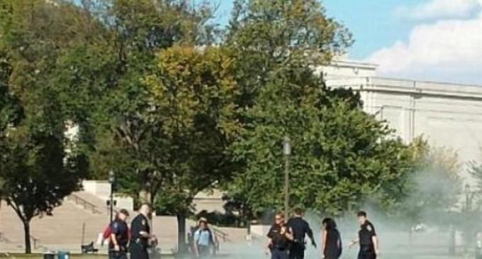 Muere el hombre que se prendió fuego en público en Washington