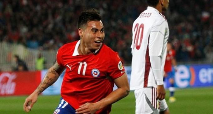 """Chile quiere evitar polémicas: """"No vamos a buscar el empate ni a arreglar nada"""""""