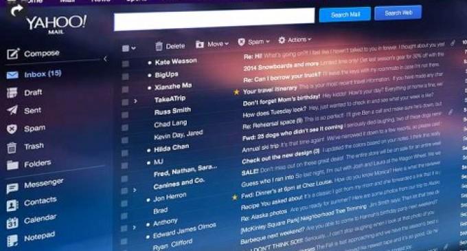 Yahoo! rediseñó su correo y se parece más a Gmail