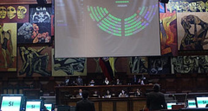 Asamblea Nacional aprobó la proforma presupuestaria 2014