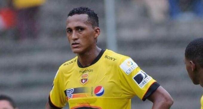 FEF sancionó a José Luis Perlaza con 2meses