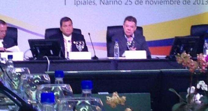 Gabinete Binacional Ecuador-Colombia