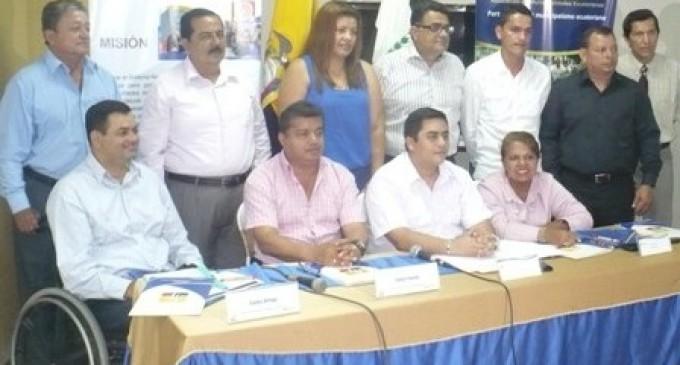 SGR y Municipios de Los Ríos fortalecerán Unidades de Gestión de Riesgos