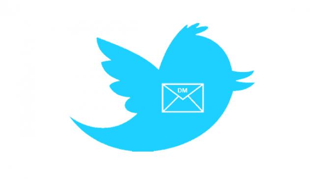 Twitter termina en solo un mes con el mensaje directo abierto