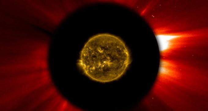 El cometa ISON no sobrevivió a su travesía junto al Sol
