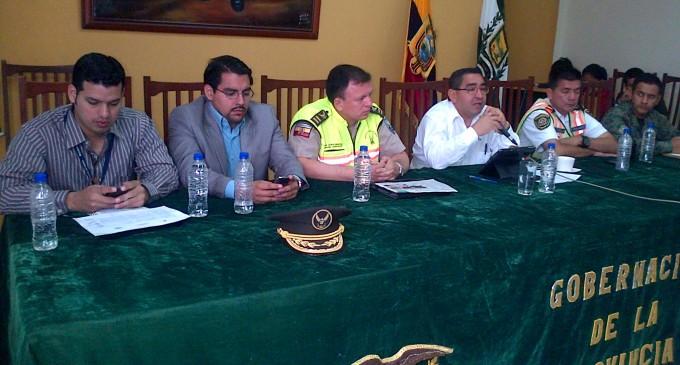 Autoridades se reunieron con trasportistas sobre seguridad vial