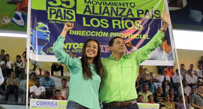 Jesús Narváez candidato de PAIS