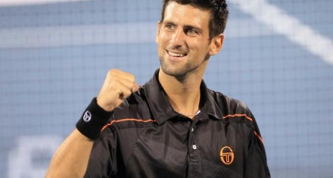 Djokovic venció a Del Potro y avanzó