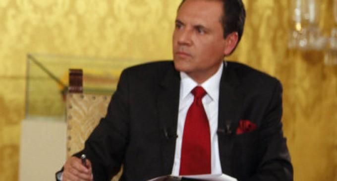 Carlos Ochoa busca reforma legal para que el cobro de multas a medios sea ágil