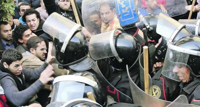Egipto: promulgan ley que restringe derecho a protestar