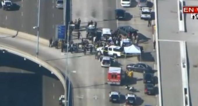 Varios heridos por tiroteo en aeropuerto de EEUU