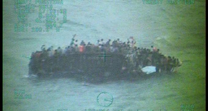 Mueren al menos 30 migrantes haitianos al naufragar un buque en Bahamas