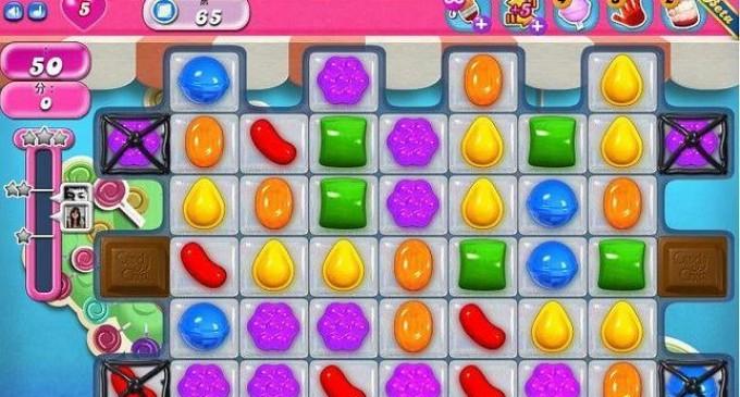 Candy Crush, un año ocasionando adicción