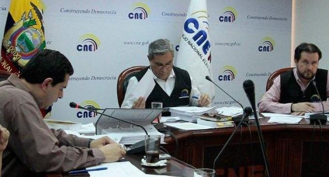 CNE ha detectado 2.935 infracciones por campaña anticipada