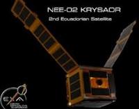 Ecuador lanzó su segundo satélite
