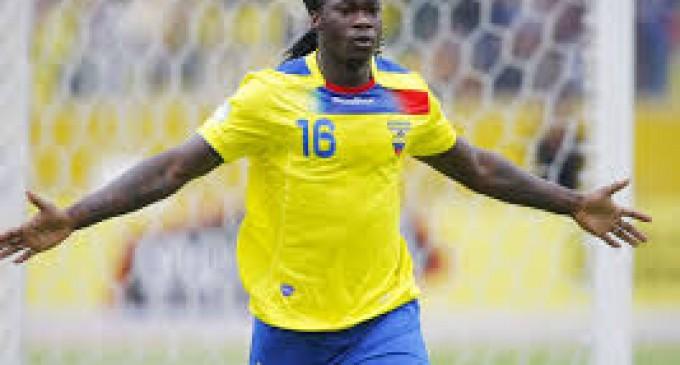 Felipe Caicedo quiere salir del Lokomotiv antes del 2014
