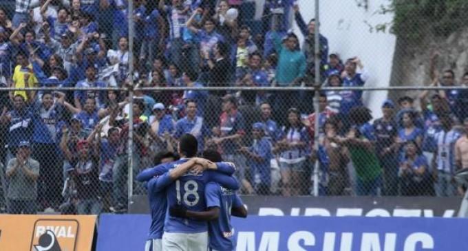¡Emelec se corona campeón en el estadio Reales Tamarindos!