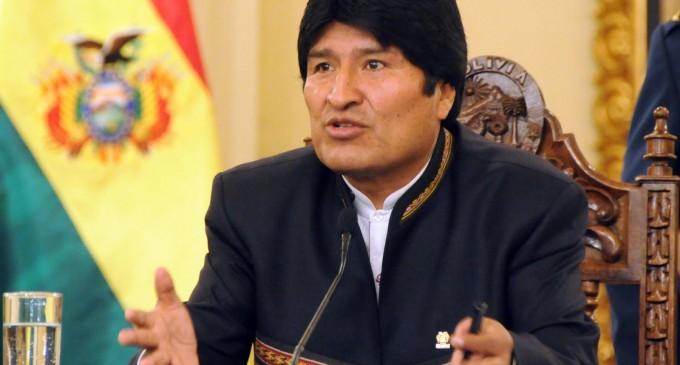 Bolivia anuncia planes para construir reactor nuclear