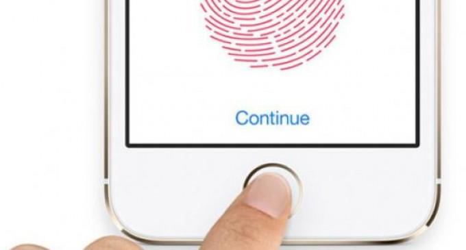 La huella dactilar del iPhone 5S será imitada por las principales marcas