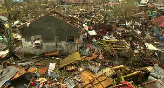 Presidente de Filipinas dice que disminuyó estimación de número de muertos