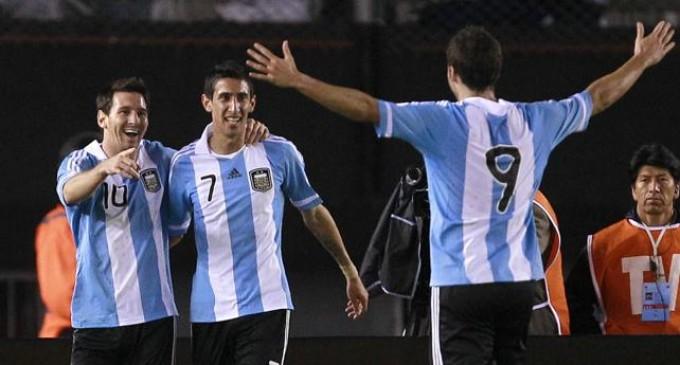 La ausencia de Lionel Messi resta interés en los aficionados antes del partido ante Ecuador
