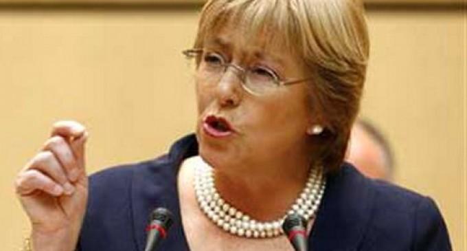 El fenómeno de Bachelet pone en jaque a la derecha chilena