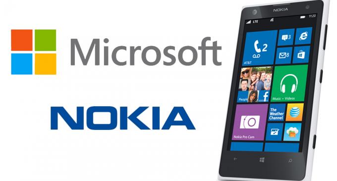 Microsoft acuerda compra de Nokia por 7,200 millones de dólares