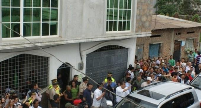 PresidenteCorrea y Ministro del Interior expresaron respaldo a familia de joven asesinado