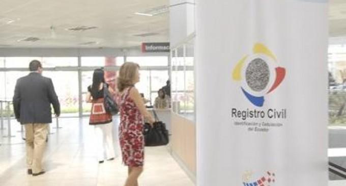 El Registro Civil también emitirá licencias de conducir
