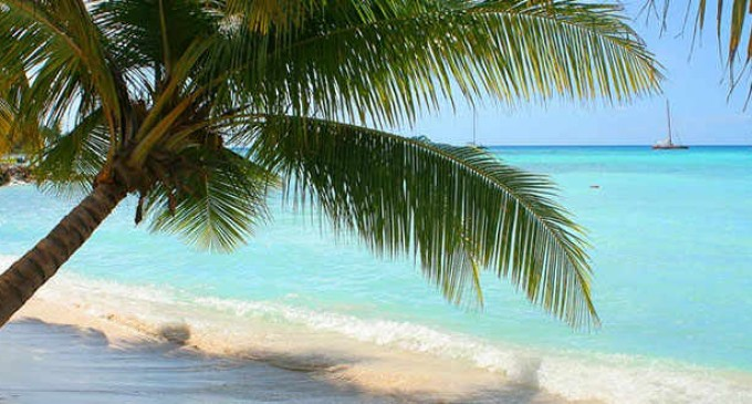 El Caribe podría quedar sin playas