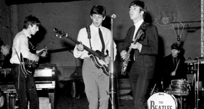 Tunes lanza durante unos minutos grabaciones descartadas de The Beatles