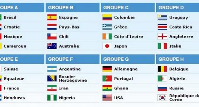 Ecuador se ubica en el grupo E para el mundial 2014