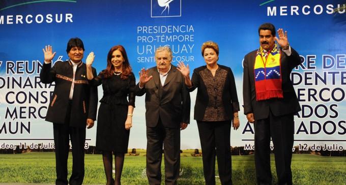 Paraguay aprueba el ingreso de Venezuela al Mercosur
