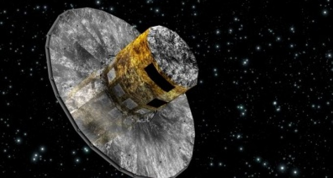 Gaia, la sonda que busca mapear mil millones de estrellas