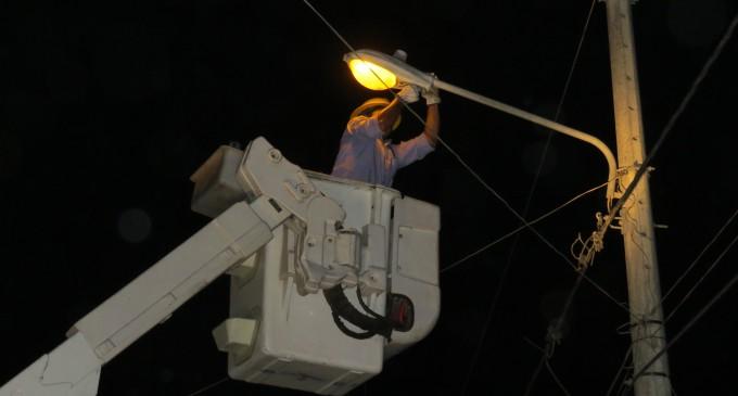 CNEL inaugura obras de electrificación