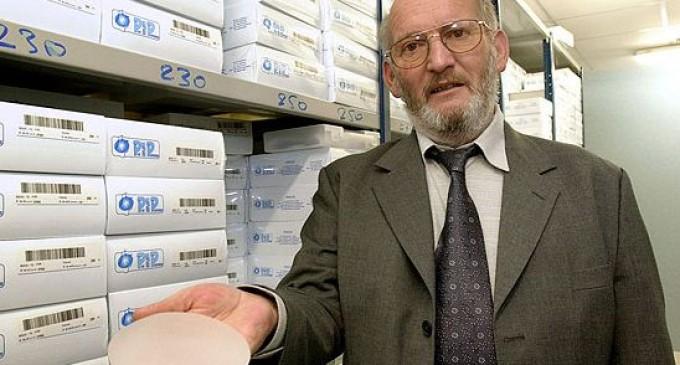 Cuatro años de cárcel para fabricante de implantes mamarios defectuosos