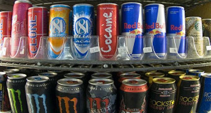 El corazón late distinto con las bebidas energéticas