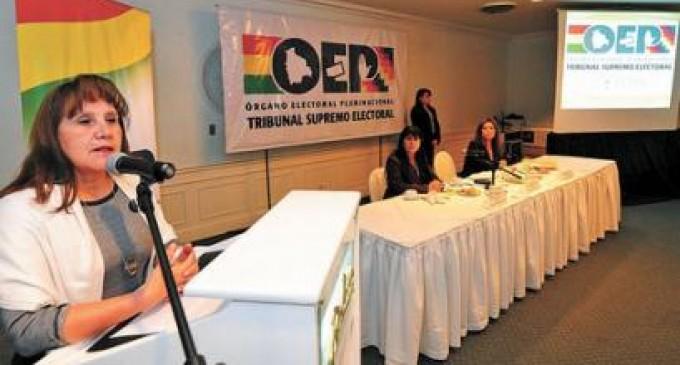 Analizan en Bolivia regular el uso de redes sociales en las elecciones